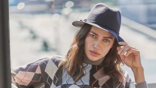 У зухвалих образах: Ірина Шейк позувала для Vogue – фото