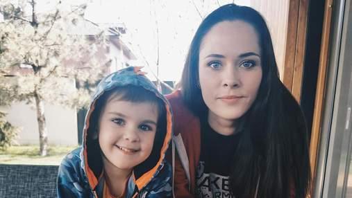 Юлия Санина трогательно поздравила сына с днем рождения: милые архивные фото