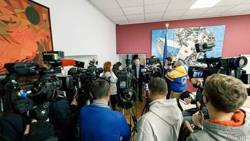 Директор Музея Революции Достоинства связал проверки с Россией и европейским выбором