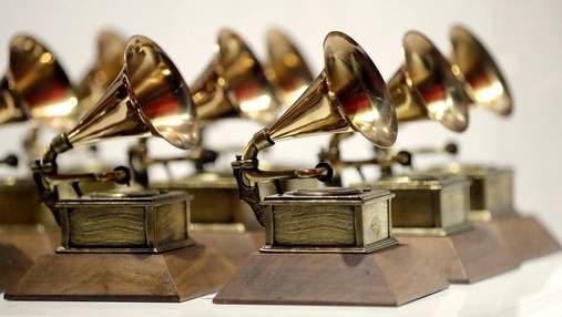 Греммі-2021: оголошено список номінантів престижної премії