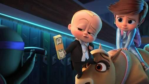 """""""Бебі бос 2"""": у мережі презентували трейлер комедійного мультфільму"""