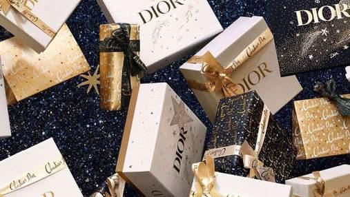 Багато золотого: Dior Makeup створив казкову різдвяну лінійку косметики