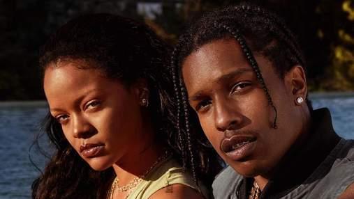 Ріанна зустрічається з репером A$AP Rocky, – ЗМІ