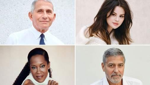 "Селена Гомес и Джордж Клуни: ""Люди 2020 года"" по версии журнала People"