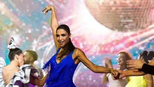 """Победительница """"Танцев со звездами"""" Санта Димопулос вспомнила, как впервые вышла на паркет в дет"""