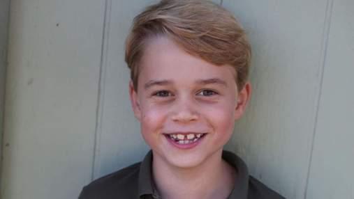 Стала відома улюблена страва 7-річного принца Джорджа: відповідь кухаря здивувала мережу