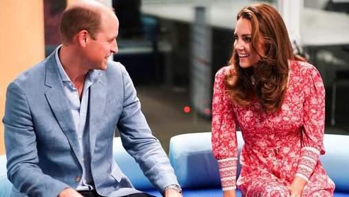 Карантин пошел на пользу: между принцем Уильямом и Кейт Миддлтон заметили сильную связь