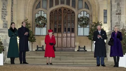 Вперше за карантин: королівська сім'я Великобританії зібралася у Віндзорі – чарівні кадри