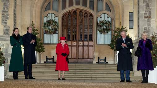 Впервые за карантин: королевская семья Великобритании собралась в Виндзоре – волшебные кадры