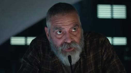 Джордж Клуни похудел на 11 килограммов ради роли: фото актера со съемок