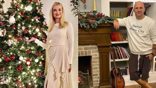 Как украинские звезды украсили дома к Рождеству: яркая подборка праздничных фото
