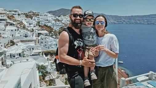 Юлия Санина с сыном и мужем устроила активный отдых в Египте: фото