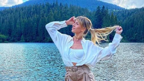 Леся Никитюк назвала туристические локации Закарпатья, где можно полюбоваться красотой: перечень