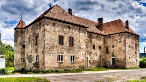 Украинский художник поднял из руин старинный замок на Закарпатье: фото