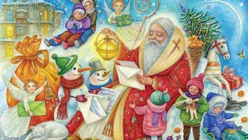 Мультфільми до Дня Святого Миколая: цікава підбірка для дітей