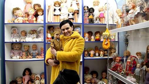 Из соломы или ниток: в Запорожье показали кукольную выставку – фото