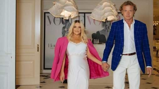 Наталья Могилевская отдохнула с известным миллионером и подогрела слухи о романе: фото