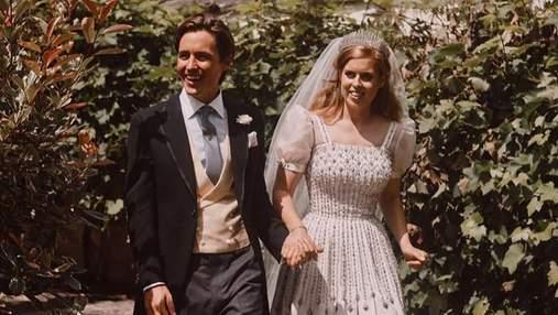 Принцеса Беатріс планує зіграти друге весілля, – ЗМІ
