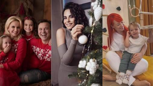 Каменських, Ребрик, Тарабарова: як знаменитості відсвяткували Новий рік – яскраві фото