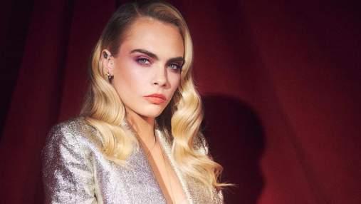 Кара Делевинь стала самой высокооплачиваемой моделью Великобритании