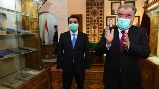 Президент Таджикистана открыл музей, который посвятил себе: фото