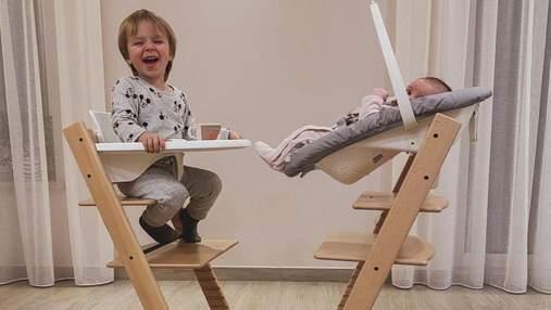 Светлана Тарабарова очаровала сеть фотографией сына и дочери