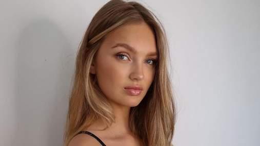 """""""Ангел"""" Victoria's Secret Роми Стрейд показала фигуру после родов: фото"""