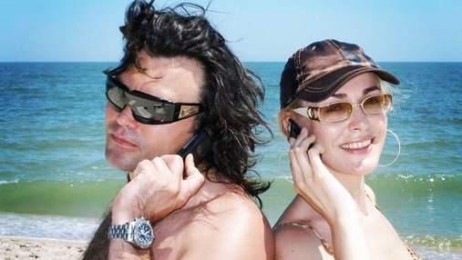 В Бердянске: Ольга Сумская показала архивное фото с мужем