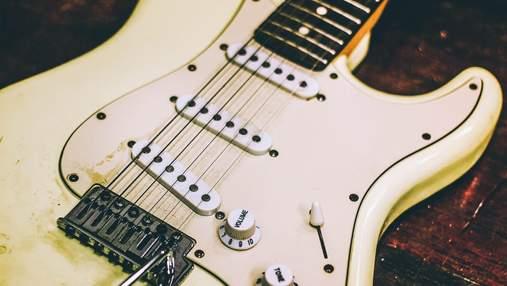 Разработали первую бюджетную металл-гитару отечественного производства: детали, фото