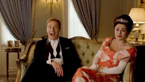 """Джилліан Андерсон поділилась кадрами зі зйомок """"Корони"""": фото, від яких неможливо втримати сміх"""