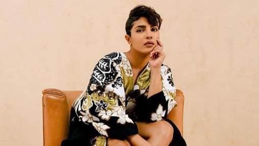 Міс Світу Пріянка Чопра знялась у спокусливій фотосесії для глянцю: фото в провокативних образах