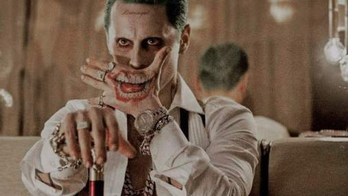 """Зак Снайдер опублікував кадр з """"Ліги справедливості"""": у Джокера буде новий образ"""