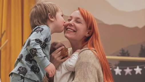 Светлана Тарабарова очаровала новым фото с сыном и дочкой