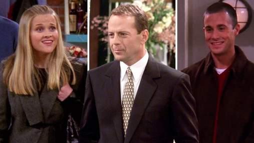 """10 топових голлівудських акторів, які зіграли епізодичні ролі у серіалі """"Друзі"""""""