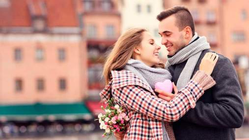 Где провести День святого Валентина со своей второй половинкой: романтические места Украины
