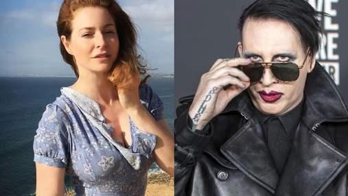 Чувствовала себя пленницей: актриса Эсме Бьянко назвала Мэрилина Мэнсона монстром