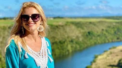 Ирина Федишин посетила город миллионеров: яркие фото