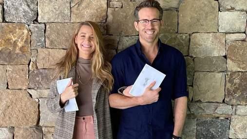 Райан Рейнольдс и Блейк Лайвли рассмешили сеть забавными поздравлениями с днем влюбленных