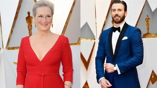 Меріл Стріп, Кріс Еванс і не тільки: 8 акторів, які з тріском провалили кастинги до фільмів