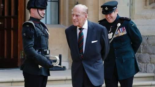 99-летнего принца Филиппа госпитализировали из-за плохого самочувствия