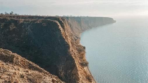 Роксоланы: тревел-блогерша поделилась не заезженной, но невероятно пейзажной локацией Украины