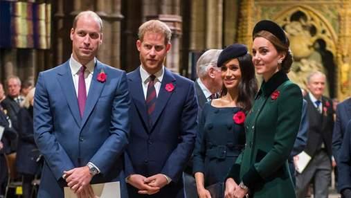 Королевский раскол: принц Уильям шокирован решением принца Гарри и Меган Маркл