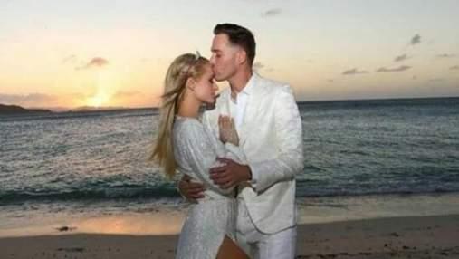 Обрученная Пэрис Хилтон призналась, будет ли брать фамилию любимого после свадьбы