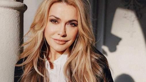 Ольга Сумская показала лицо без макияжа: фото