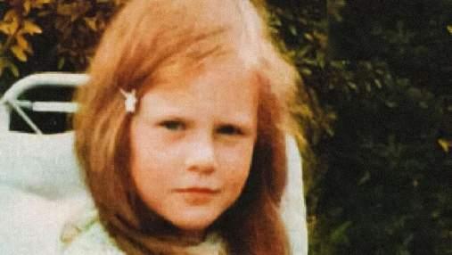 Ніколь Кідман показала, як виглядала в дитинстві: архівне фото