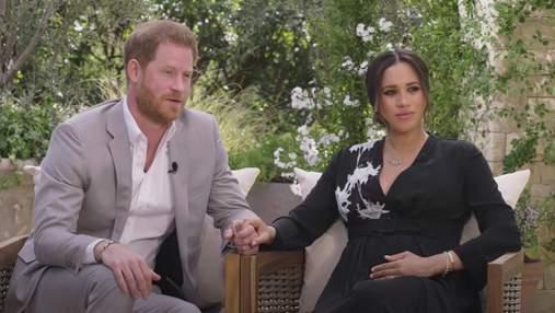 За неделю до интервью: интригующий тизер разговора Меган Маркл и принца Гарри с Опрой Уинфри