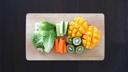 Какое количество фруктов и овощей влияет на продолжительность жизни: результаты исследования