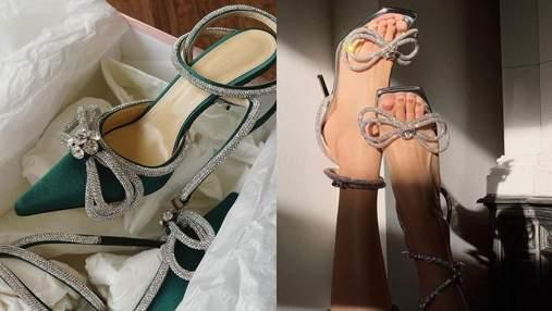 Модные блогеры показывают самые красивые туфли весны: эффектные модели
