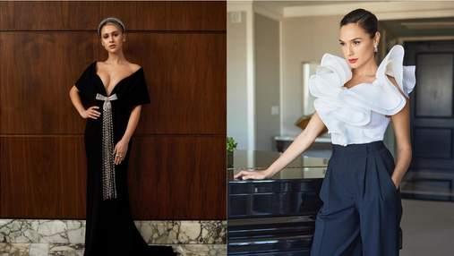 Кутюрні сукні та костюми: якими вбраннями запам'ятається церемонія Critics Choice Awards 2021
