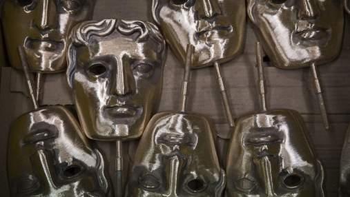 Оголосили номінантів премії BAFTA-2021